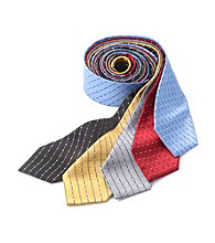 Geoffrey Beene® Men's Dot Grid Dress Tie
