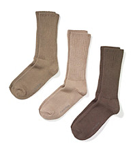Calvin Klein Men's Assorted Ribbed Sock