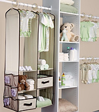 Delta Beige 24-pc. Nursery Storage Set