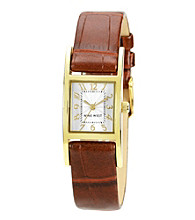 Nine West® Strap Watch - Brown