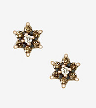 Effy® 14K Rose Gold .35 ct. t.w. Diamond Earrings - Multi