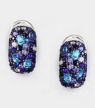 Effy® Balissima Sterling Silver Sapphire Earrings - Multi