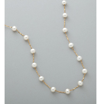 Effy® 14k Freshwater Pearl Necklace - Yellow Gold