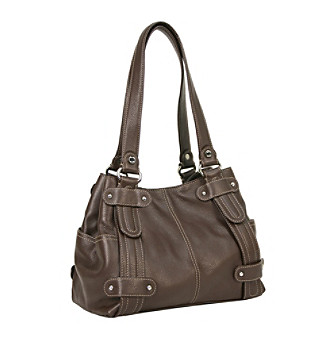 "Tignanello® ""Perfect 10"" Studded Shopper"