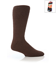 Heat Holders® Men's Earth Brown Ultimate Thermal Socks