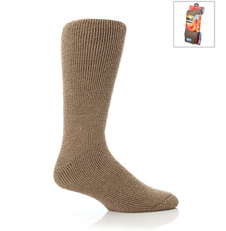 Heat Holders® Men's Stonewash Ultimate Thermal Socks