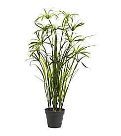 Nearly Natural® 3' Papyrus Silk Plant