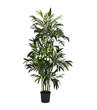 Nearly Natural® Bamboo Palm Silk Tree