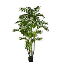 Nearly Natural® 5' Areca Silk Tree