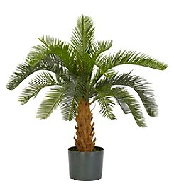 Nearly Natural® Cycas Silk Plant