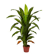 Nearly Natural® 4' Dracaena Silk Plant (Real Touch)