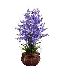 Nearly Natural® Dancing Lady Silk Flower Arrangement