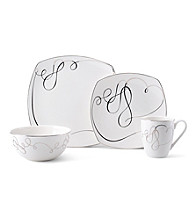 Mikasa® Love Story Square 4-pc. Place Setting