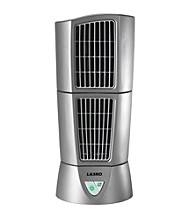 Lasko™ 4910 Platinum Desktop Wind Tower®, 3-Speed, Silver
