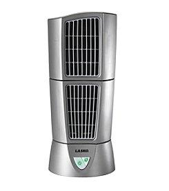 Lasko™ 4910 Platinum Desktop Wind Tower®, 3-Speed, Silver