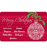 Gift Card - White Ornament