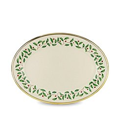 Lenox® Holiday Large Oval Platter