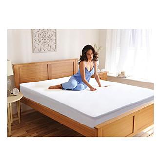 "SleepBetter® Iso-Cool™ 2"" Memory Foam Mattress Topper"