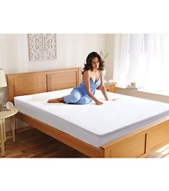 SleepBetter® Iso-Cool™ Memory Foam Mattress Topper