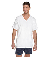 Jockey® Men's Classics Big Man 4-Pack V-Neck