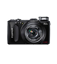 Fujifilm® FinePix F600EXR 16MP Black Digital Camera