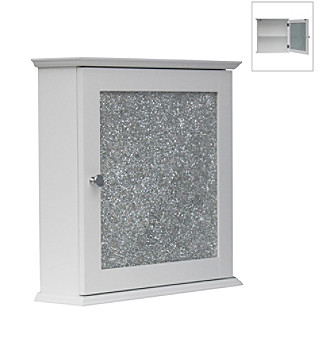 Elegant Home Fashions®Buckingham Medicine Cabinet - White