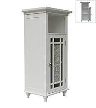Elegant Home Fashions® Windsor Floor Cabinet - 1 Door/1 Drawer - White