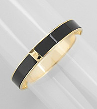 Vince Camuto™ Black Skinny Bangle