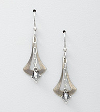 Silver Forest® Fishhook Earrings