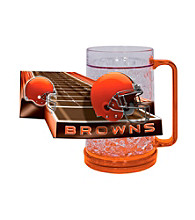 TNT Media Group Cleveland Browns Freezer Mug