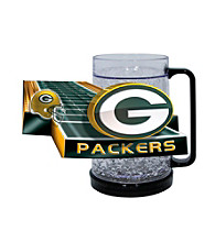 TNT Media Group Green Bay Packers Freezer Mug