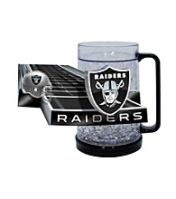 TNT Media Group Oakland Raiders Freezer Mug