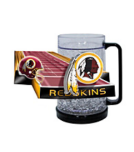 TNT Media Group Washington Redskins Freezer Mug
