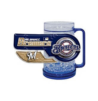 TNT Media Group Milwaukee Brewers Freezer Mug