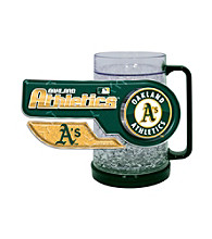 TNT Media Group Oakland Athletics Freezer Mug