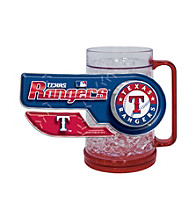 TNT Media Group Texas Rangers Freezer Mug