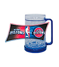 TNT Media Group Detroit Pistons Freezer Mug