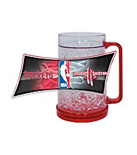 TNT Media Group Houston Rockets Freezer Mug