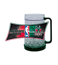 TNT Media Group Milwaukee Bucks Freezer Mug