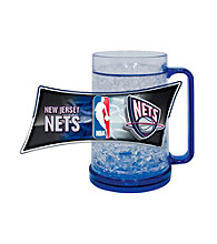TNT Media Group New Jersey Nets Freezer Mug
