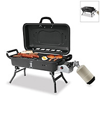 Blue Rhino Deluxe Outdoor LP Gas BBQ Grill