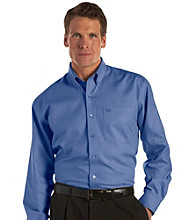 Cutter and Buck® Men's Big & Tall Nailshead Button-Down Sport Shirt