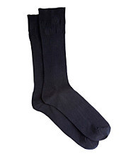 Softop® Men's Big & Tall Non-Elastic Socks