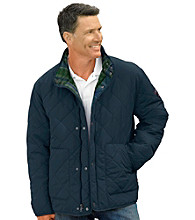 Nautica® Men's Big & Tall Reversible Quilted Jacket