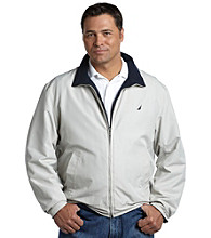 Nautica® Men's Big & Tall Reversible Microfiber Jacket