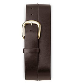 Durabelt™ Men's Big & Tall Leather Belt