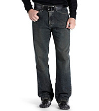 Lee® Men's Big & Tall Bronze Washed Relaxed-Fit Jeans