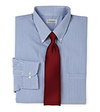 Van Heusen® Men's Big & Tall Blue Stripe Dress Shirt