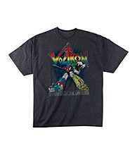True Nation® Men's Big & Tall Transformers® Voltron Defender Screen Tee