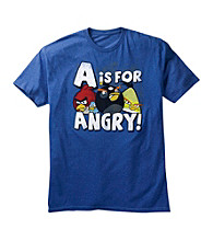 Men's Big & Tall Blue Angry Birds®